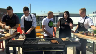 Celebrate WA Rooftop Cookoff