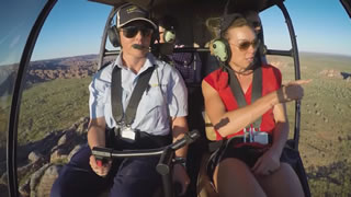 Bungle Bungles Heli Spirit Flight