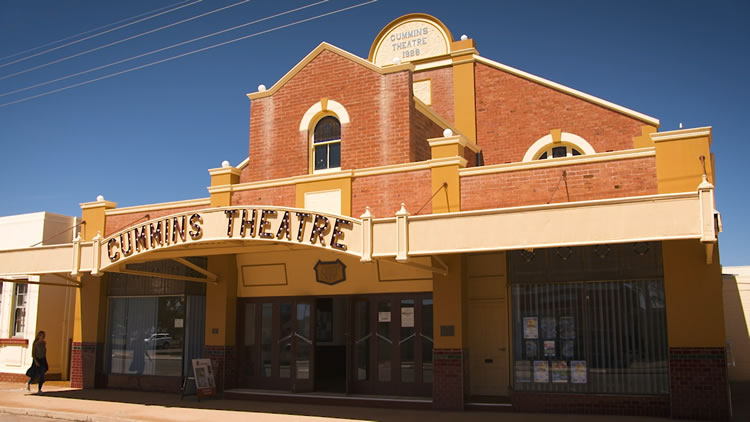 The town of Merredin