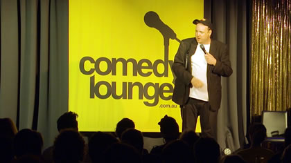 The Comedy Lounge