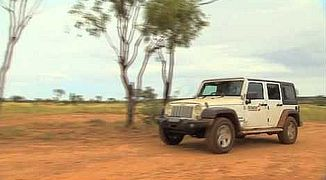 Fitzroy Crossing to Mimbi Caves